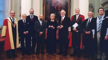 World-Cultural-Council-Award-Ceremony-Irland-2002