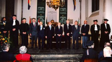 World-Cultural-Council-Award-Ceremony-Netherlands-2001
