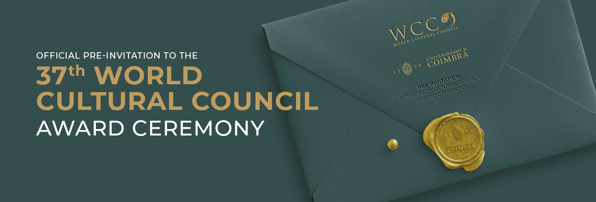 Official Pre-Invitation to the 37th WCC Award Ceremony