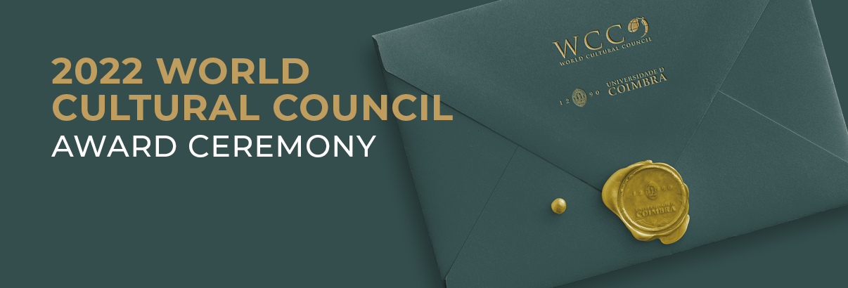 World Cultural Council Award Ceremony at the University of Coimbra postponed to 2022